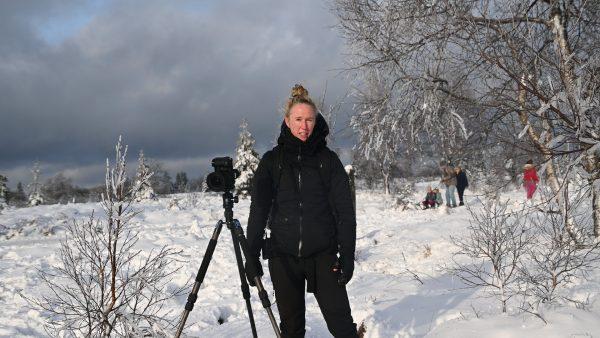 Online cursus sneeuw fotografie